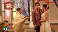 Kaira moments from thr sets of Yeh Rishta Kya Kehlata Hai
