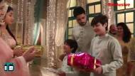 Adnan-Tunisha BTS moments from the upcoming episodes of Ishq Subhan Allah