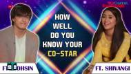 Compatibility test ft. Mohsin Khan- Shivangi Joshi