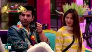 Vishal takes a stand for Madhurima; Madhurima fights for captaincy