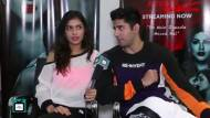 Varun Sood and Divya Agrawal ace the WORD CHALLENGE with TellyChakkar | Ragini MMS 2