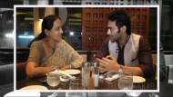 Eating out with Navi Bhangu