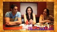 Eating out with Tarun Khanna and Smriti Khanna
