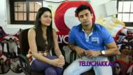 Meet the lovely couple: Sangram and Payal