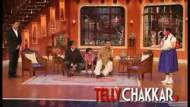 Unseen footage: Amitabh Bachchan on the sets of Comedy Nights