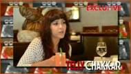 Singing sensation Neeti Mohan dines out with Tellychakkar.              com