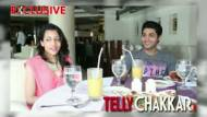 Tellychakkar.              com special: Fun romantic moments of Ruslaan and Nirali