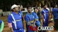 100 episodes celebration: Team Beintehaa and Rangrasiya battle hard on the cricket field