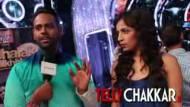 Jhalak contestants Andy, Puja, Palak and Mouni talk to Tellychakkar.            com