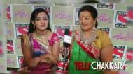 Funny ladies Apara and Ami talk to Tellychakkar.      com about Tu Mere Agal Bagal Hai