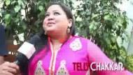 Bharti's chatpata gupshup with Tellychakkar