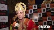 In talks with Sankatmochan Mahabali Hanuman