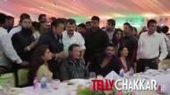 No SRK-Salman hug in Baba Siddique's Iftar Party