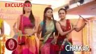 TV Beauties wish Navratri