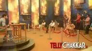 Tellychakkar at the Bigg Boss house