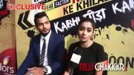 We are ready to face the CHALLENGES - Yuvraj & Tina