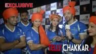 Divyanka introduces her BCL team