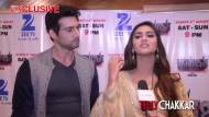 Krystle & Ahem get into candid chat