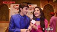 Shivya & Kinshuk get into fun conversation