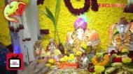 #Ganesh        ChaturthiSpl :   Bharti's Pinga act for Bappa!