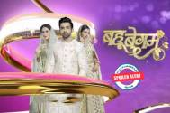 Here's the next big twist in Colors' Bahu Begum