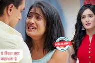 Yeh Rishta Kya Kehlata Hai: Kartik compels Vedika to leave for bringing Naira back to Goenka house