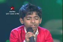 Sanjay Dutt appreciates the Chota Ustaad!