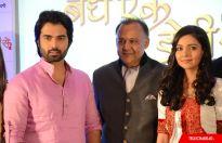 Arhaan Behll, Alok Nath and Mansi Shrivastav