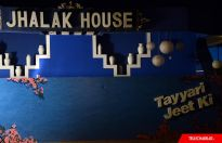 Tellychakkar visits The Jhalak House