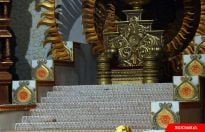 On the sets of Star Plus' Mahabharat
