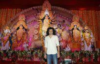Celebs galore at The North Bengal Sarbajanin Durga Puja, Tulip Star, Juhu (Mumbai)