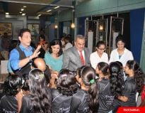 CID team celebrates Diwali with NGO kids