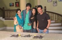 Sneha Wagh, Shivin Narang, Digangna Survanshi and producer Yash Patnaik