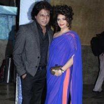 Producer Nikhil Sinha-Sohanna Sinha