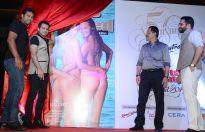 Leander Paes, Piyush Sharma, Ranjukumar Mohan And  Siddhanth Aney