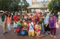 Taarak Mehta Ka Ooltah Chashmah at HongKong Disneyland!