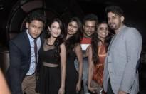 Abhishek Dimple Sayantani Alokk Nivedita and Amit