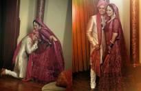 Weddings pics of Drashti Dhami and Neeraj Khemka