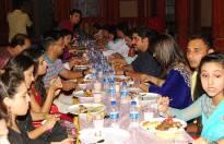 Iftaar celebration on the sets of Yeh Rishta...