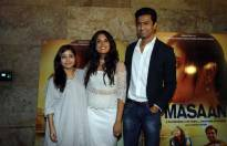 Shweta Tripathi, Richa Chadda and Vicky Kaushal