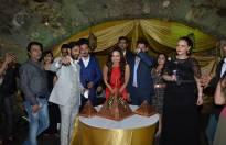 Sana Khan's GLAMOUROUS birthday bash