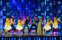 Remo Dsouza, Salman Khan, Sooraj Pancholi and Athiya Shetty