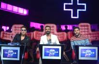 Akshay Kumar and Prabhudheva with Remo Dsouza