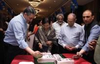Actor Bikramjeet Singh's mother's 75th birthday party