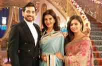 Siddhant Karnick, Anita Raaj and Drashti Dhami