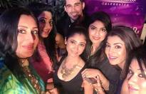 Teejay Sidhu, Ratan Rajpoot, Sayantani Ghosh and Debina Bonnerjee