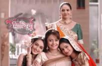 Gopi with Meera and Vidya