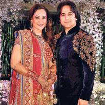 Rakshanda Khan and Sachin Tyagi