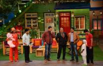 Team CID on The Kapil Sharma Show