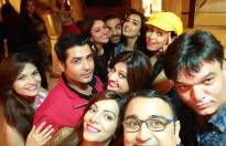 Ridhima Pandit's birthday bash